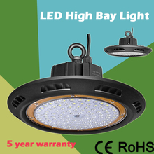 DHL shipping USA IP65 110lm/w super bright 100w 150w 200w led highbay light outdoor high bay led light(China)