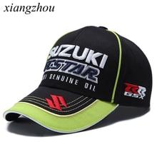 dcb8977e0da Motocross Riding Hats 3D Embroidered Wing F1 Racing Car Cap Motorcycle  Baseball Cap Snapback Sun Hat