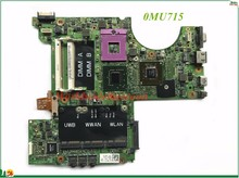 MU715 0MU715 CN-0MU715 For Dell XPS M1530 Series Laptop Motherboard mPGA478MN With CPU G84-601-A2 DDR2 100% Tested(China)