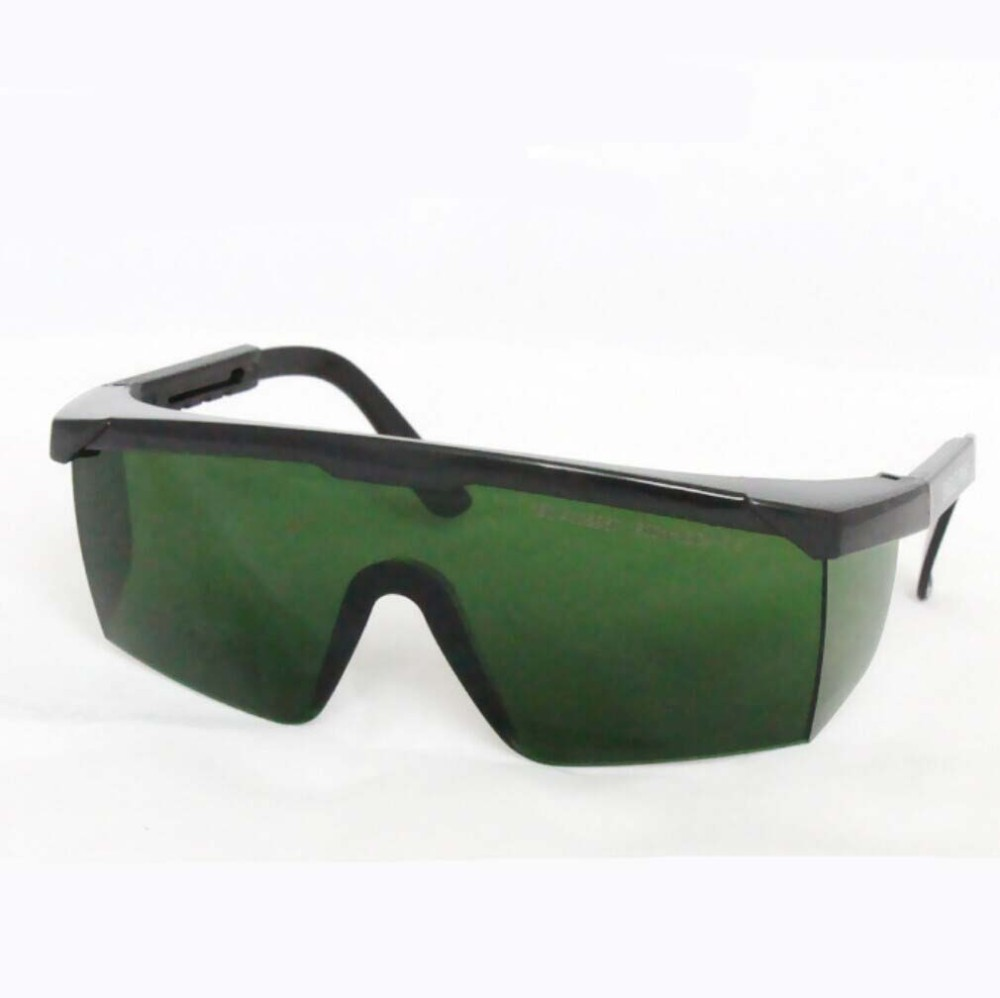 2940nm laser safety glasses  with O.D 4+ CE certified with style 5, adjustable frame<br>