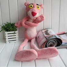 Original NICI Pink Panther Plush Toys leopard Jaguar Children Dolls Christmas Presents Birthday Gifts 50CM Free Shipping