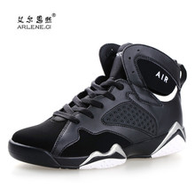 Basket Hombre 2017 New Arrival Outdoor Men Basketball Sneakers High Top Breathable Athletic Shoes Cushioning Sport Mens Trainers
