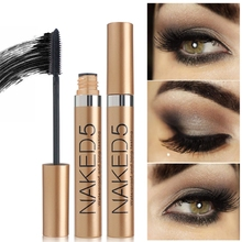 Brand Makeup 3D Curling Thick Mascara Waterproof Eyelash Enhance Smudge Proof Lenghtening Mascara maquiagem Rimel