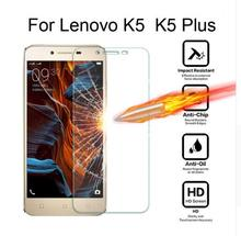 Buy Tempered Glass Lenovo K5 A6020 A6020a40 Case Screen Protector lenovo vibe K5 Plus K5+ A6020a46 Film Cover GLAS Sklo Funda for $1.96 in AliExpress store