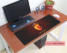 msi mouse pad 800x300x3mm pad to mouse notbook computer mousepad best seller gaming padmouse gamer to large keyboard mouse mats
