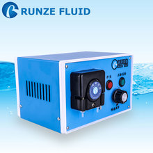DC 24V Liquid Dosing and Transfering Peristaltic Pump 0-190ml/min for Medical Infusion Pumps