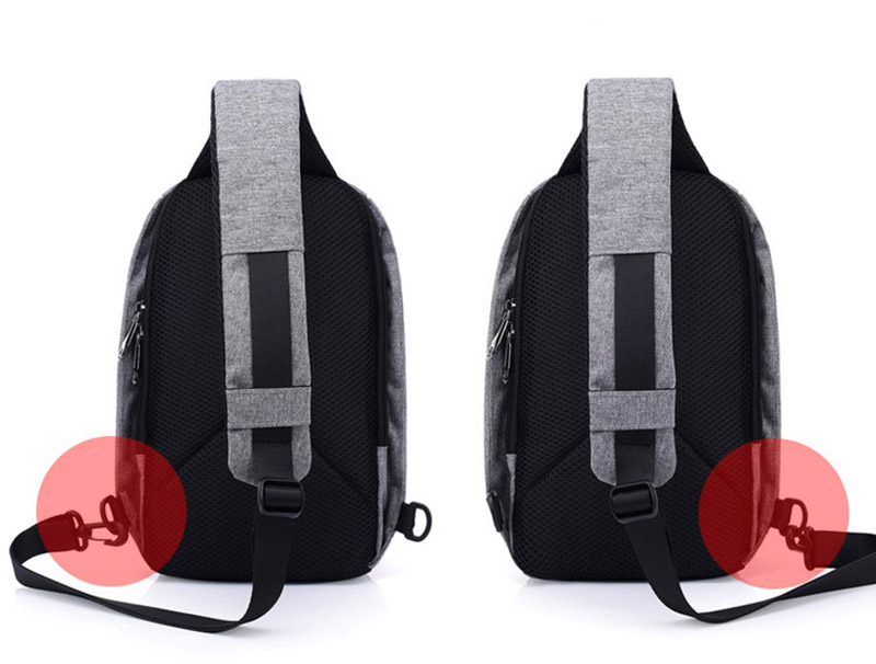 Men Anti Theft Backpack USB Rechargeable Crossbody Women Bags Boys Girls Single Shoulder Bag Backpacks Sac A Dos Homme BP0205 (12)