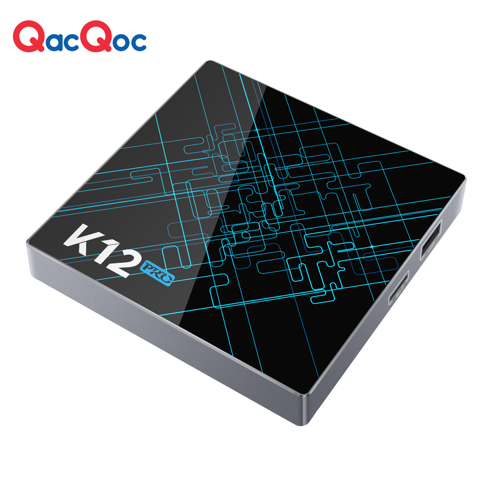 QacQoc K12 Pro Android 6.0 TV Box Amlogic S912 2GB/32GB Gigabit LAN Dual-Band WiFi OTA Bluetooth4.1 4K HD 3D HDMI Smart TV Box(China (Mainland))