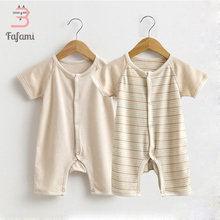 Baby clothes newborn clothes baby boy girl clothes christmas romper children winter New year Costumes for Boys clothing jumpsuit(China)