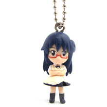 WORKING!! Key Chain Mascot Figure Maya Matsumoto