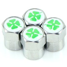 4pcs/Set metal personality Car Wheel Tire Tyre Valves Caps for alfa romeo 159 147 156 giulietta 147 159 mito car accessories
