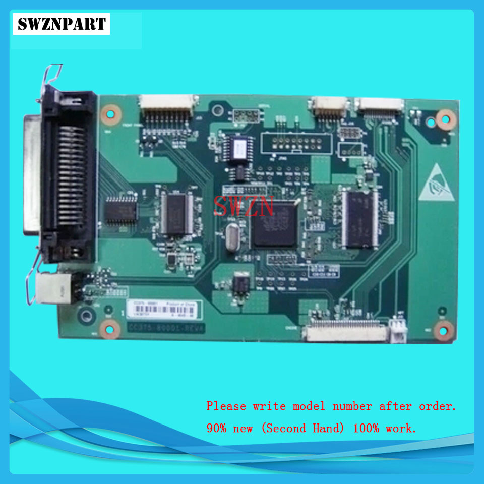 FORMATTER PCA ASSY Formatter Board logic Main Board MainBoard mother board for HP P2014 P2014D 2014 2014D CC375-60001<br>