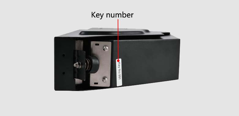 Gun Safes Fingerprint and Spare Key Lock Pistol Safe Box High Quality Steel Security Guns Fingerprint Strongbox (13)
