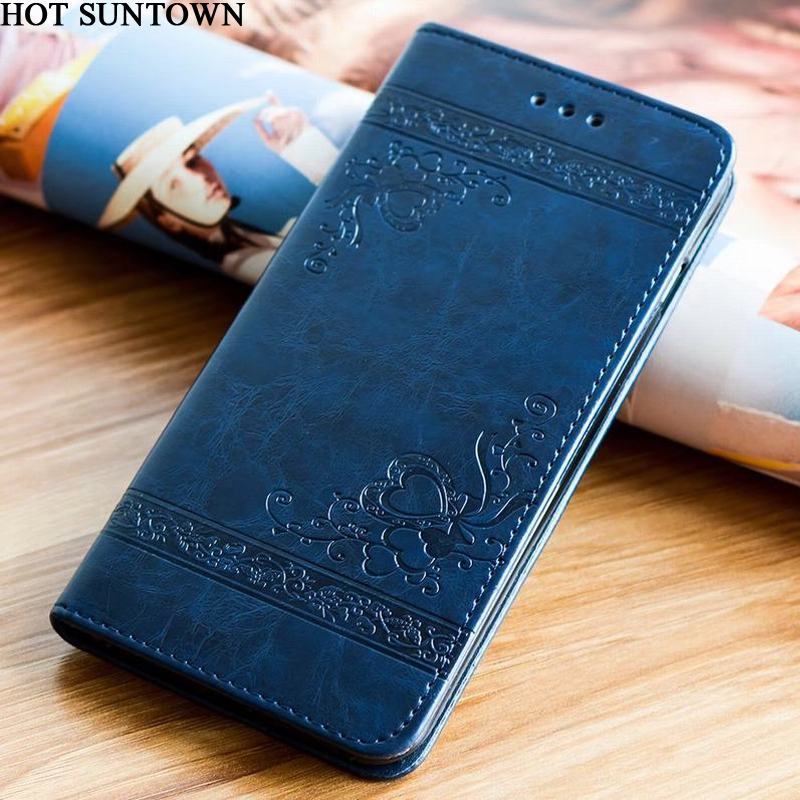 Embossed Wallet Case Samsung Galaxy A3 2017 Case Leather Flip Cover Samsung Galaxy A3 2016 Cover Cases Mobile Phone Shell