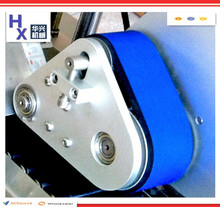 Free Shipping Blue Sponge conveyor  Belt for MT-300 Automatic round bottle Labelling Machine