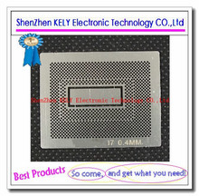 Free shipping CORE I7 CPU BGA chipset Direct heating Stencil Template have a tracking nmuber