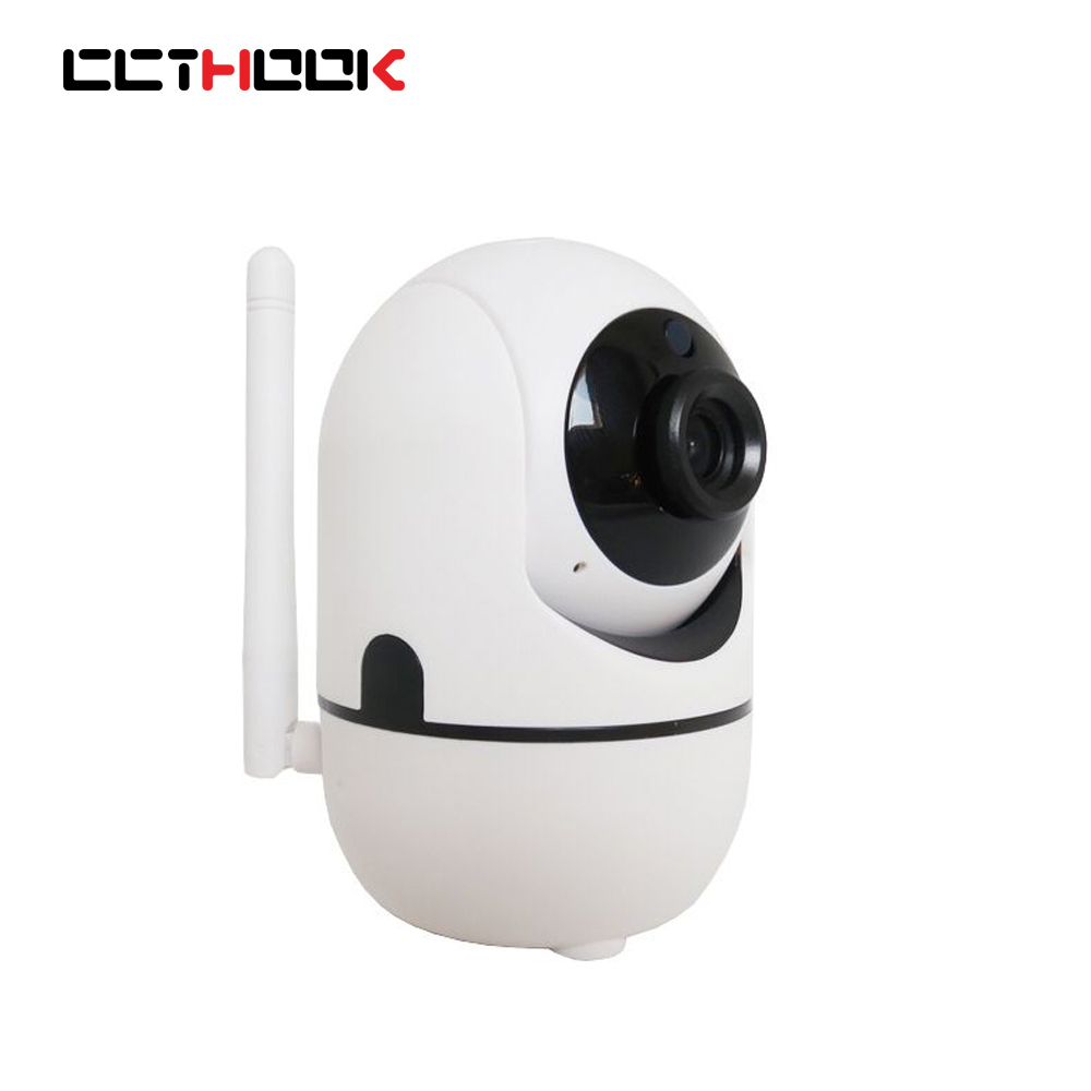 CCTHOOK Mini Wifi IP Camera 1080P FHD Wireless Wi-fi Video Surveillance Night Vision Security Camera Network Indoor Baby Monitor<br>