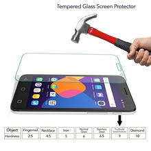 "2016 Newest Tempered Glass Screen Protector For Alcatel One Touch Pixi 4 5.0 5010D 5010E 5045 Pixi4 (5) 5.0"" inch Phone Film"