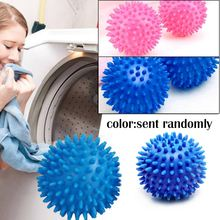 Eco Friendly Reusable Dryer Ball Replace Laundry Washer Fabric Softener(China)