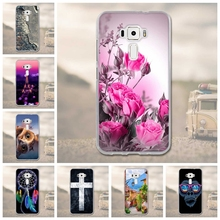 Soft Silicone Case For Asus ZenFone 3 ZE520KL Cover for ZenFone3 ZE520 KL / ZE 520 KL Phone Coque For Asus Zenfone 3 ZE 520 Case(China)