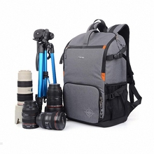 New waterproof DSLR Camera Bag Digital SLR photography Backpack 15 inches laptop bags for travel LI-971