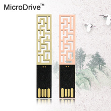 China style metal USB Flash Drive Pen drive 4GB/8GB/16GB/32GB/64GB Flash Drive USB2.0 Stick U disk best gift