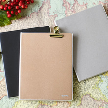 1pcs The English custom stationery manufacturers selling Lianhua rubber sleeve soft copy simple Notepad laptop notebook wholesal(China)
