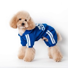 Brand name Adidogs pet dog jumpsuit dog cat clothing for puppy dog clothes costume pet products supplies