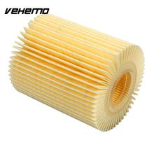 Buy Vehemo 04152-YZZA5 Oil Filter Car Oil Filter Lubricating Auto Oil Filter Fits Multiple Models Toyota Highlander Crown