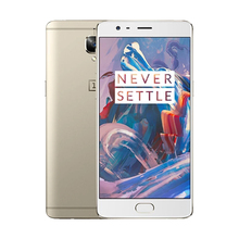"Oneplus 3 Three A3000 6GB RAM 64GB ROM Snapdragon 820 Quad Core 5.5""HD Android 6.0 4G LTE Mobile Phone Fingerprint Phones"