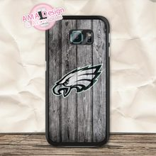 Philadelphia Eagles American Football Case For Galaxy S8 S7 S6 Edge Plus S5 mini S4 active Core Prime A7 A5 Win Ace Note 5(China)