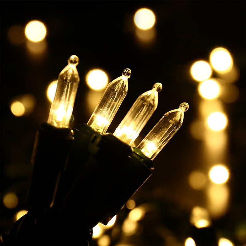 200 LED mini string lights  (8)
