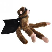 1pc Soft Cute Children Boy Girl Child Kids plush Slingshot Screaming Sound Mixed for Choice Plush Flying Monkey Toy
