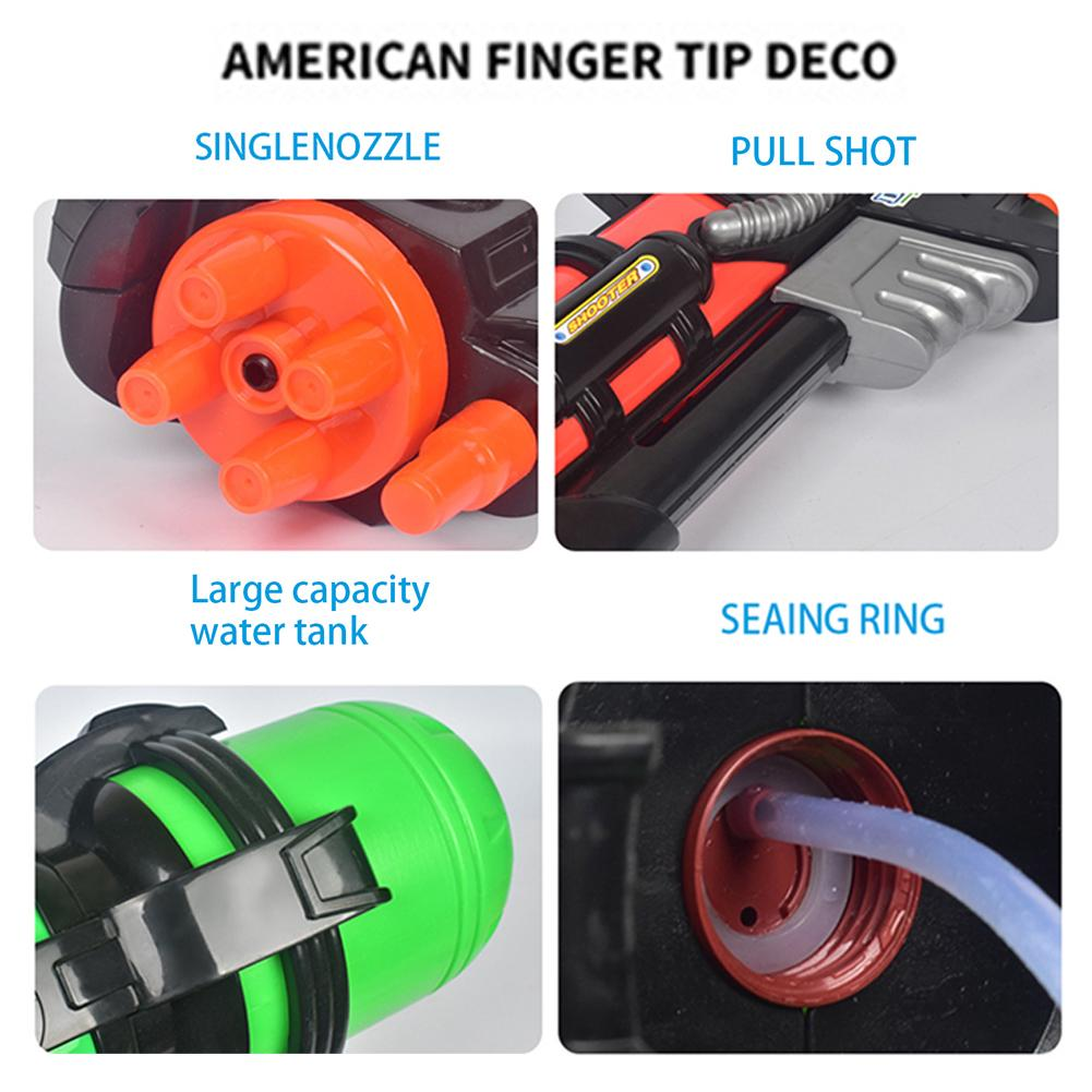 Electrical Device - High Pressure Large Capacity Water Gun Toy; Play Gifts For Boys Girls Adults
