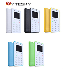 Fashionable AIEK X6 Mini Card Phone,GSM With Russian/English Keyboard,PK AEKU M5,Ultra Thin,Bluetooth Phone