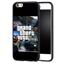 Beautiful GTA grand theft auto 5 V phone case cover for Samsung Galaxy s4 s5 s6 S7 edge S8 plus note 2 3 4 5(China)