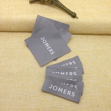 Free Shipping Customized Woven labels Garment/Shirt/Shoes/Bags Label Clothing Labels / Embroidered Tag(China)