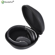 Buy Earphone Bag Portable Headphone Case Carry Pouch Sony V55 NC6 NC7 NC8 Data Line Storage Bag Headset Earphone Dustproof Box for $8.19 in AliExpress store