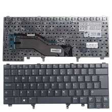 NEW For DELL  E6420 E5420 E5430 E6220 E6320 E6330 E6420  Series Laptop UI without Backlight With Mouse Pointer laptop Keyboard