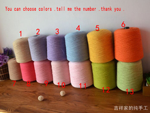 1PCS / 100G Hand Crochet Thread Sewing thread Cotton Line DIY Line Tablecloth Line Diameter 0.075CM More colors(China)