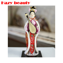China Style Four Beauties Gifts Doll Decoration Beijing Imperial Palace Doll Holiday Gifts home Decorations renquan(China)