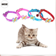 2017 New Dog Pet Accessories Bow Design Collar For Small Dog And Cat