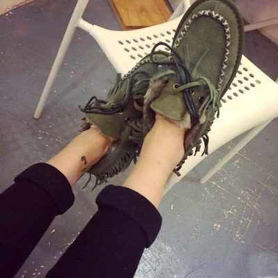 2017 New Winter Warm Women Boots Leather Women Ankle Boots Shoes Green Beige Black Frosted Flat Round Snow Boots For Women ZK3.5<br><br>Aliexpress