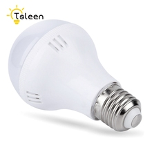 TSLEEN Big Sale +Cheap+ E27 E14 Power-Saving LED Bulb Light 3/5/7/9/12W Cool Warm White 110V/220V Lamps Home/Shop/Office Lamp