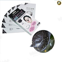 Bamboo charcoal facial mask acne scars remover mite face care treatment blackhead whitening cream skin care moisturizing 10Pcs
