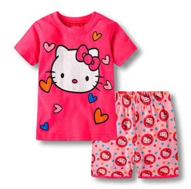 4e15cef497e3 Detail Feedback Questions about New Baby kids Pajamas Set summer ...
