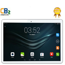 New 10.1 inch Original Design 4G Phone Call Android 4.42 Octa Core IPS pc Tablet WiFi 1920X1200 android tablet pc 4GB 64GB