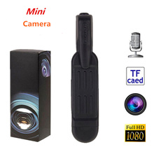 New Mini Camera T189 Mini DV Camera Camcorder HD 1080P 720P Micro Pen Camera Video Voice Recorder Mini Camara Digital DVR Cam(China)
