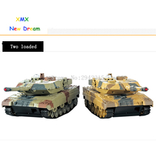 World Of Tanks Robot High Quality Free Shipping On A Pair Of (two Tanks) 2.4g Combat Tank Rechargeable Battery Rc Russian Gift(China)