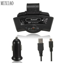 MIXIAO steering wheel Bluetooth Car Kits handsfree kit  Fix support Car Bluetooth  MP3 Player  Speakers  Communicating